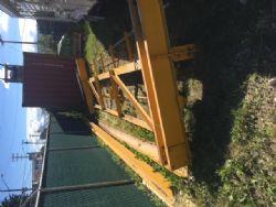 Crane, Hoist and Rails